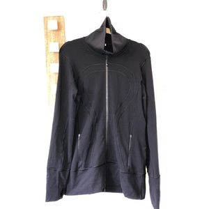 Lululemon Black 12 In Stride Jacket